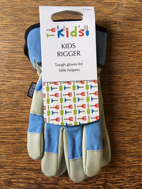 Kids Rigger 8-12 years