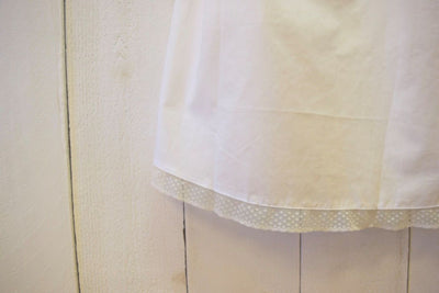 White Rowan Heirloom Dress - Southern Smocked Company | Great Deals On Classically Styled Smocked, Monogrammed, & Embroidered Infant, Toddler, & Children's Clothing