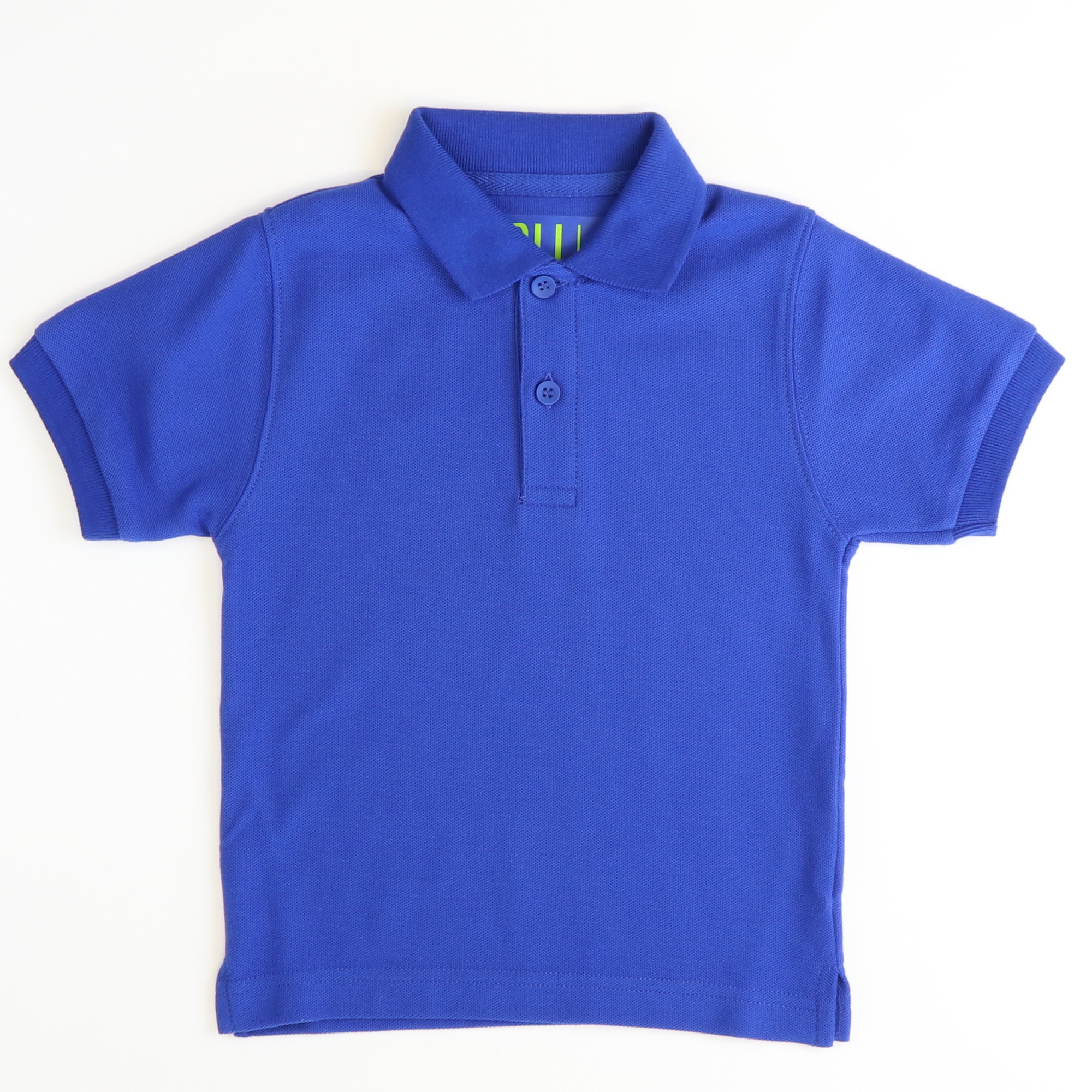 Royal Pique Short Sleeve Polo