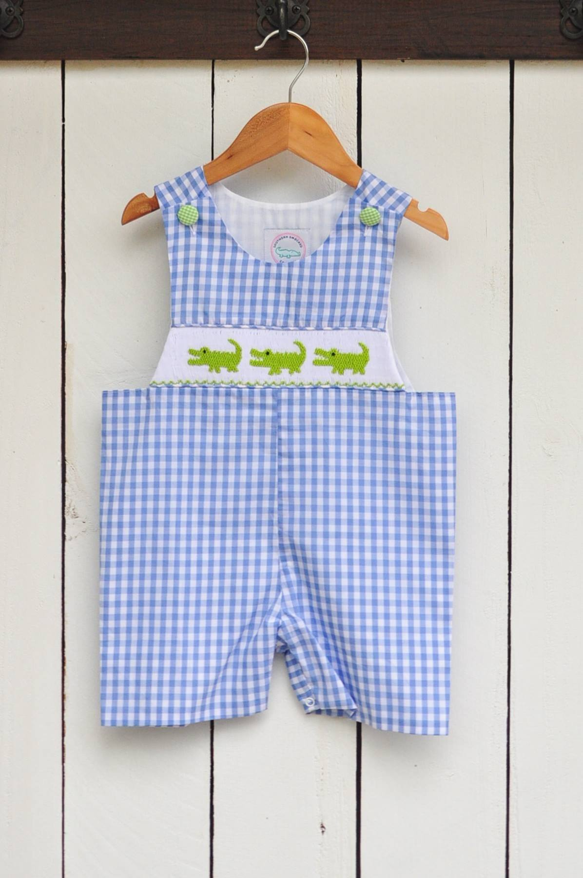 Southern Smocked Co Smocked & Boutique Baby and Children s Clothes