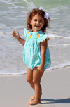 PINEAPPLE ISLAND BUBBLE - Southern Smocked Company | Great Deals On Classically Styled Smocked, Monogrammed, & Embroidered Infant, Toddler, & Children's Clothing