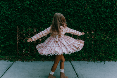 Blush Tallulah Dress