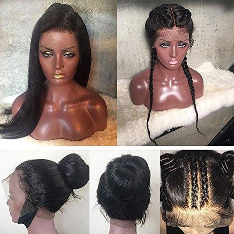 "360 closure + Hair bundles (18"")"