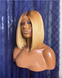PLATINUM BLOND WIG