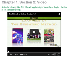 Lesson : Biology Chapter 1: What is Biology?