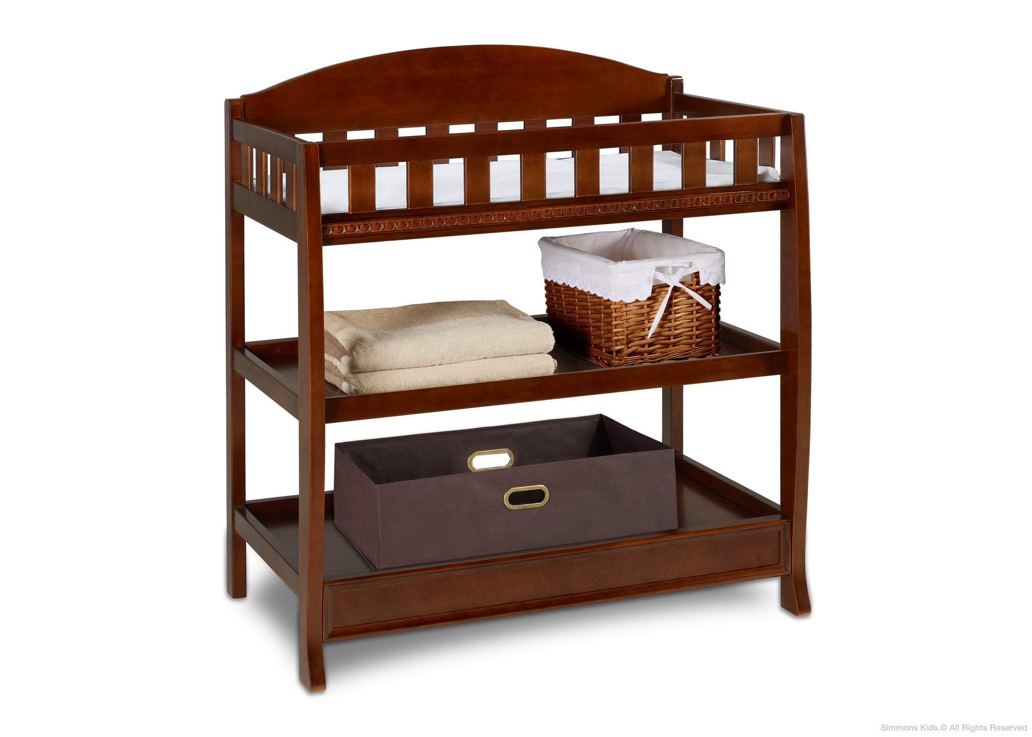 Elite Changing Table Simmons Kids
