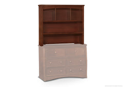 Elite 2-in-1 Bookcase & Hutch