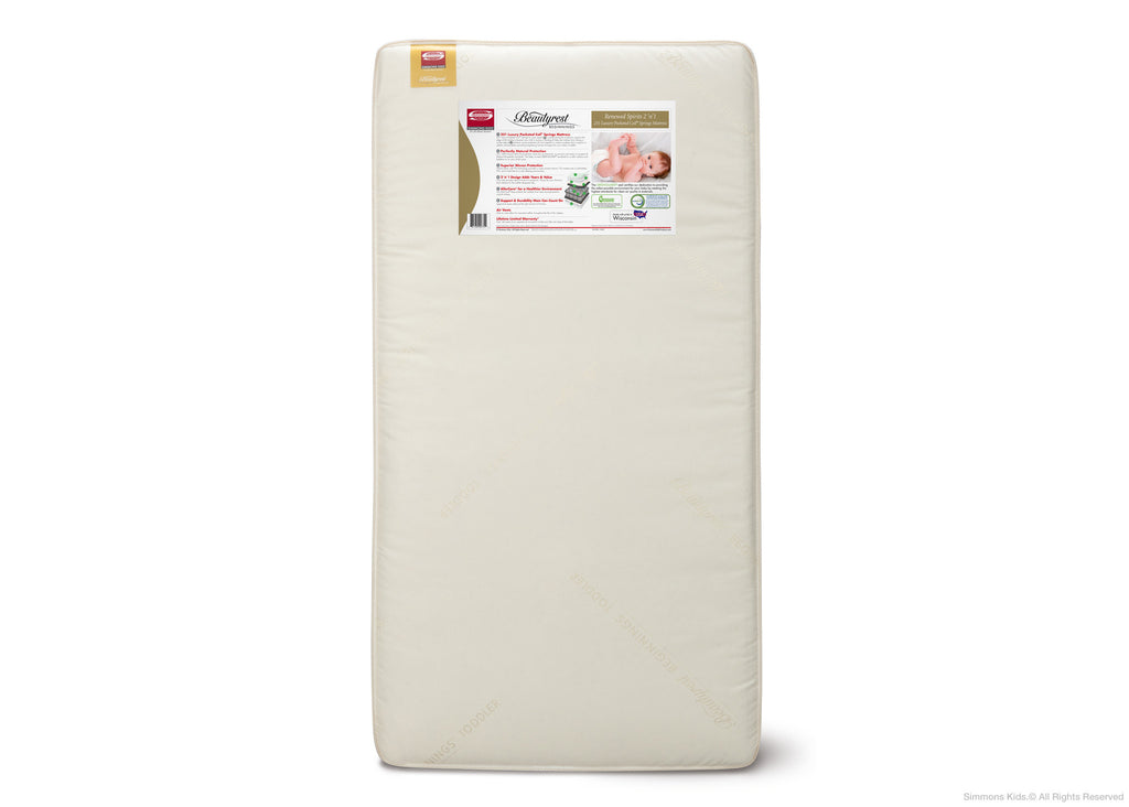 Beautyrest® Beginnings Renewed Spirits Infant & Toddler Mattress