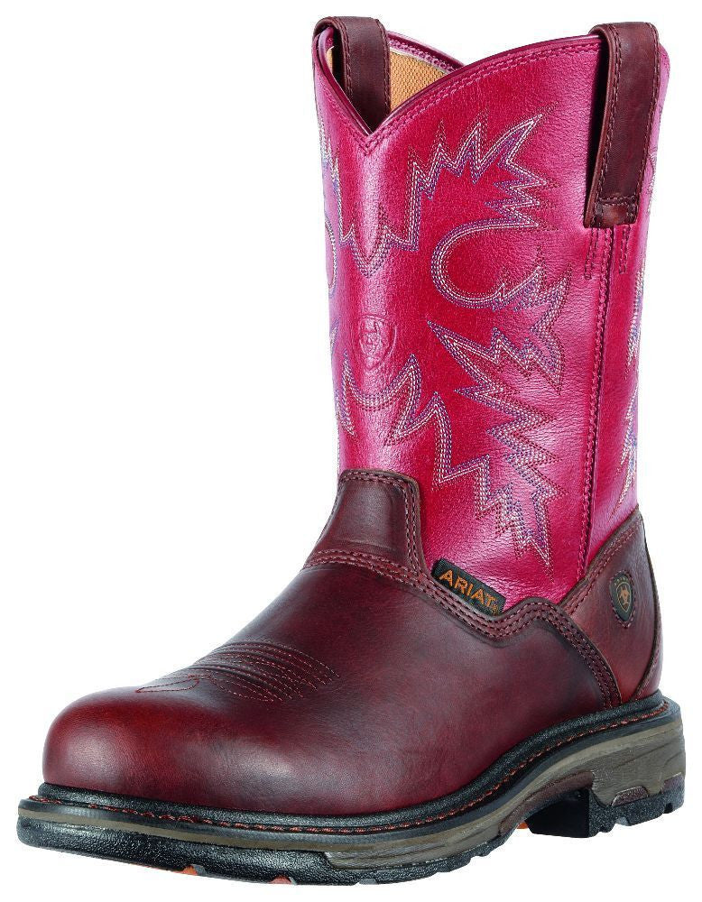 Ariat WorkHog RT Safety Boots - Kerlin's Western and Work Wear