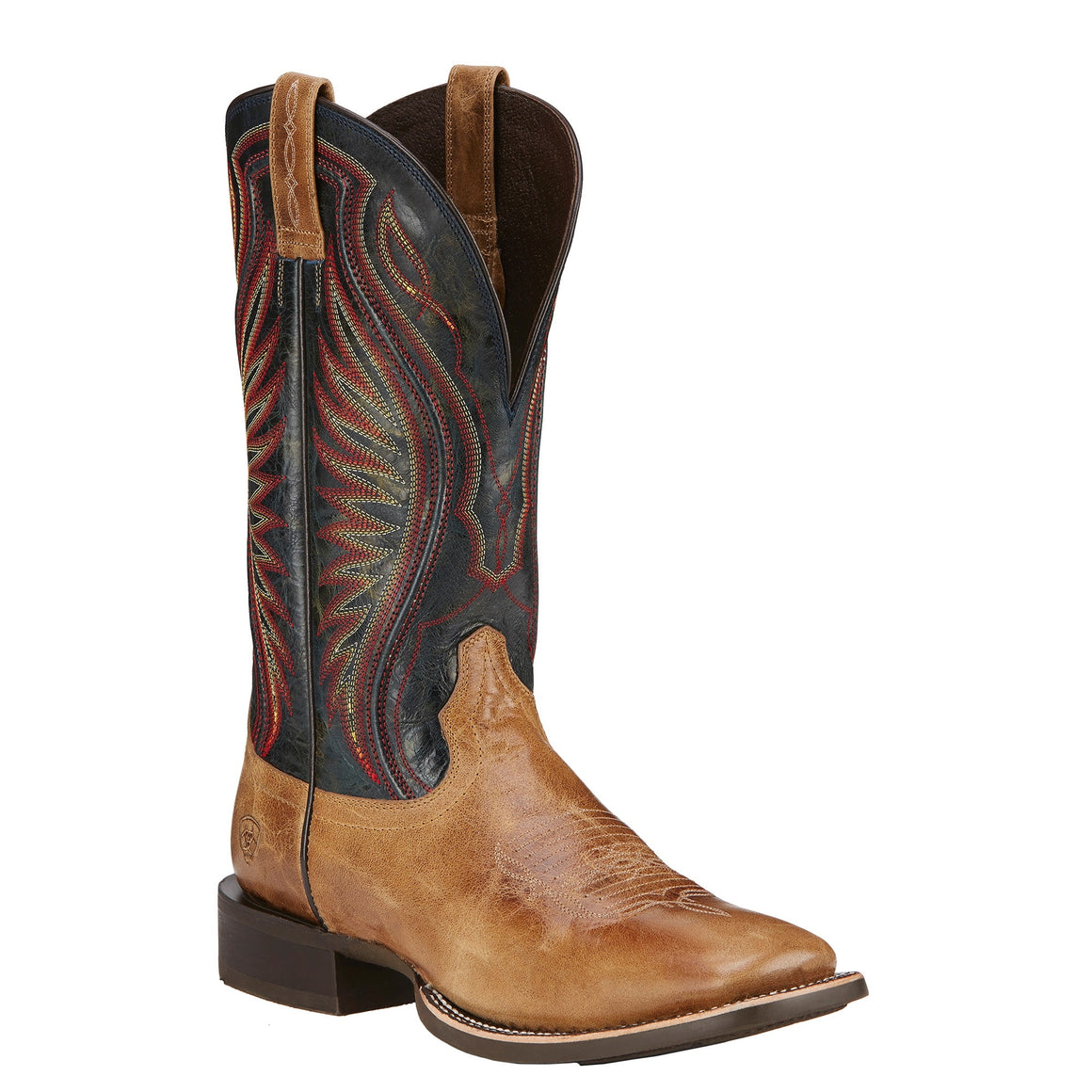 Ariat Rodeo Warrior Square Toe Cowboy Boots - Kerlin's Western and Work Wear