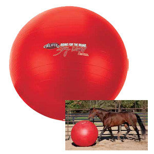 Weaver Stacy Westfall Equine Activity Ball Large - Kerlin's Western and Work Wear