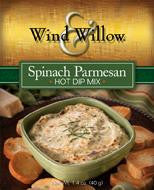 Spinach & Parmesan Hot Dip Mix - Kerlin's Western and Work Wear