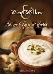 Asiago & Roasted Garlic Dip Mix - Kerlin's Western and Work Wear