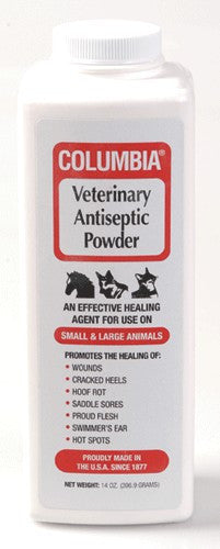 Columbia Veterinary Powder - Kerlin's Western and Work Wear