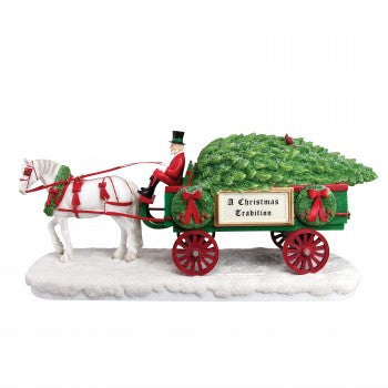 "Trail of Painted Ponies ""A Christmas Tradition"" Centerpiece - Kerlin's Western and Work Wear"