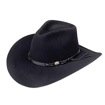 Bailey 2X Tuscon Cowboy Hat - Black - Kerlin's Western and Work Wear