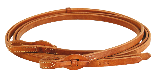 "Harness Leather Quick Change Rein 3/4"" width - Kerlin's Western and Work Wear"