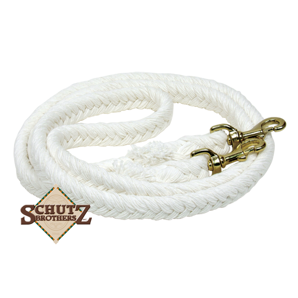 Braided Cotton Reins
