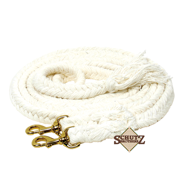Braided Cotton Reins - Kerlin's Western and Work Wear
