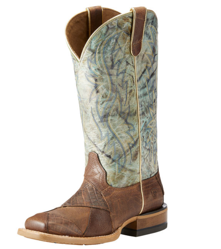 Ariat Rosalee Shades Of Brown Square Toe