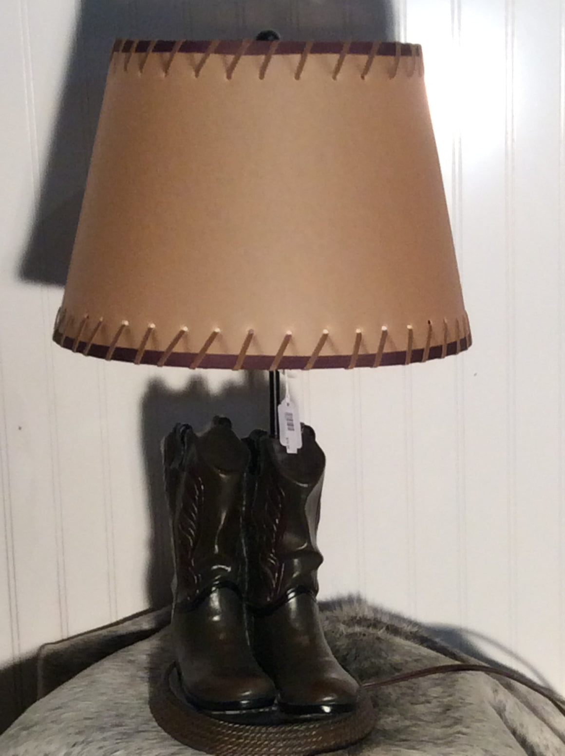 Boot Lamp - Kerlin's Western and Work Wear  - 1
