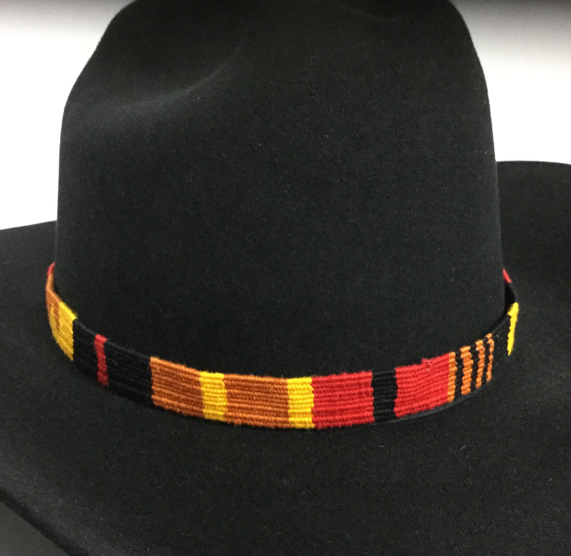 Adjustable Fabric Hatband