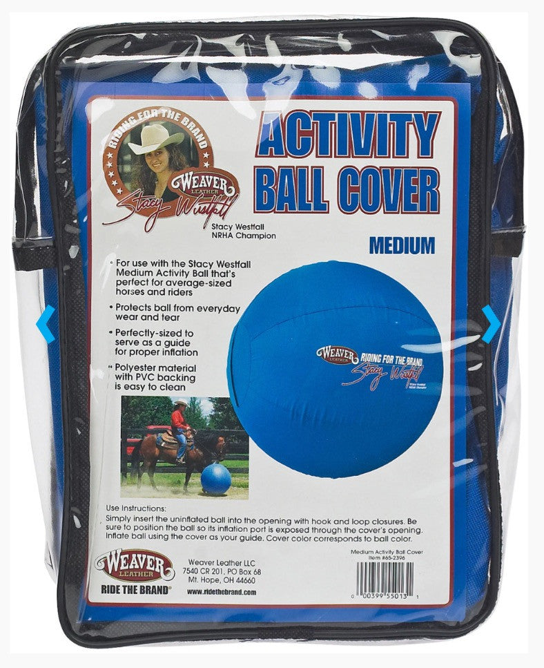 Stacy Westfall Activity Ball Cover-Medium