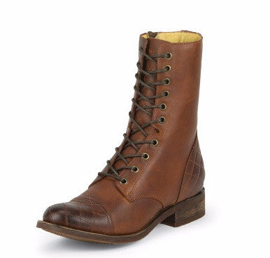 Justin Brown Casual Lace-up Boots - Kerlin's Western and Work Wear