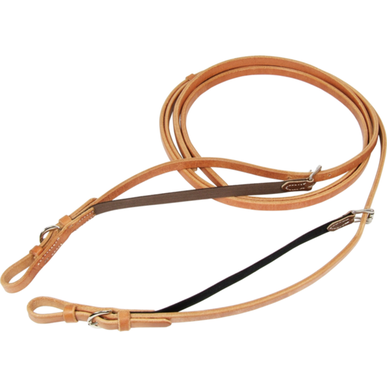 Dare Soft-Hands Training Romal Reins - Kerlin's Western and Work Wear