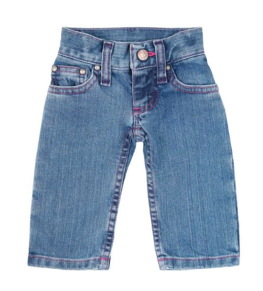 Wrangler Baby Blue Western Jean - Kerlin's Western and Work Wear