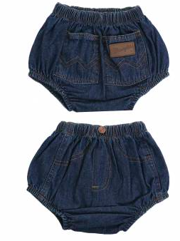 Wrangler Infant Diaper Cover - Kerlin's Western and Work Wear