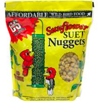 C and S Sunflower Suet Nuggets - Kerlin's Western and Work Wear