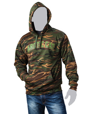 ARCTIC CAT CAMO KOOZIE HOODIE CAMO - Kerlin's Western and Work Wear