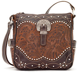 American West Annie's Secret Collection Crossbody - Kerlin's Western and Work Wear