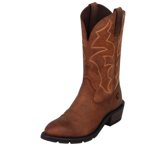 Ariat Ironside H2O - Dusted Brown - Kerlin's Western and Work Wear