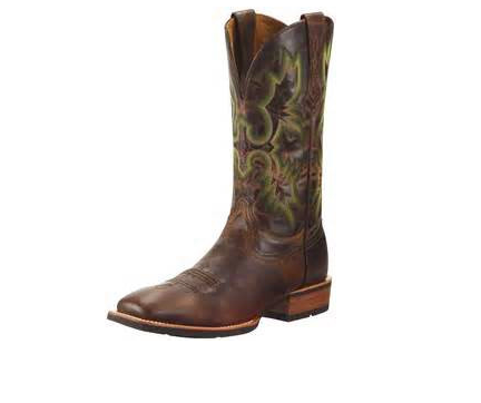 Ariat Tombstone Weathered Chestnut - Kerlin's Western and Work Wear