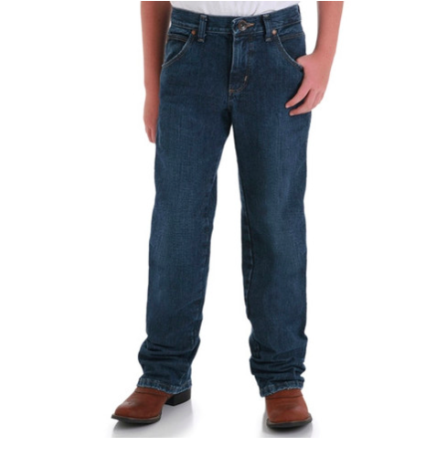 Wrangler Boys Retro Everyday Blue Jeans - Kerlin's Western and Work Wear  - 1
