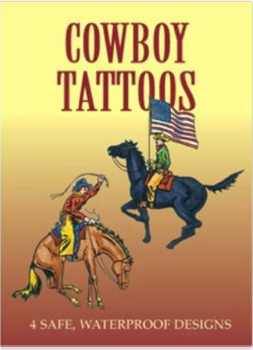 Cowboy Tattoos Book - Kerlin's Western and Work Wear