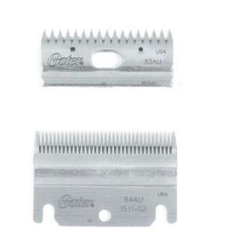 Clipmaster Top And Bottom Blade Combo Set - Kerlin's Western and Work Wear