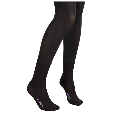 Boot Tights Mid-Calf Black Tights - Kerlin's Western and Work Wear