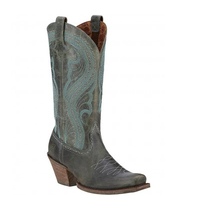 Ariat Women's Lively Dusty Teal Boot