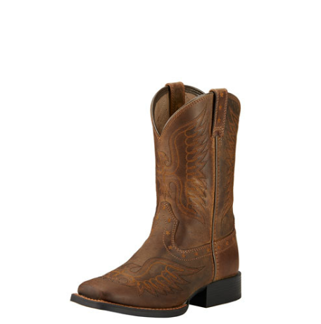 Ariat Youth Honor Distressed Brown Boot
