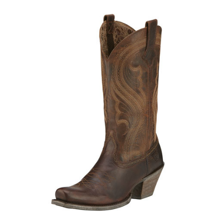 Ariat Women's Lively Sassy Brown Boot