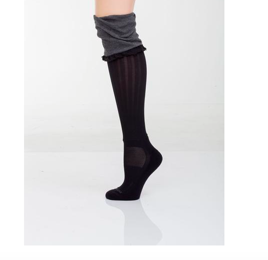 Bootights Betsy Burlap Over the Knee