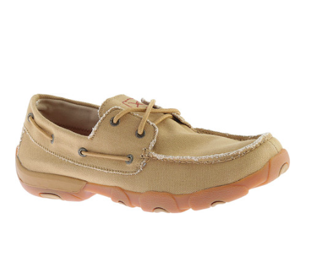 Twisted X Boots Boat Shoe