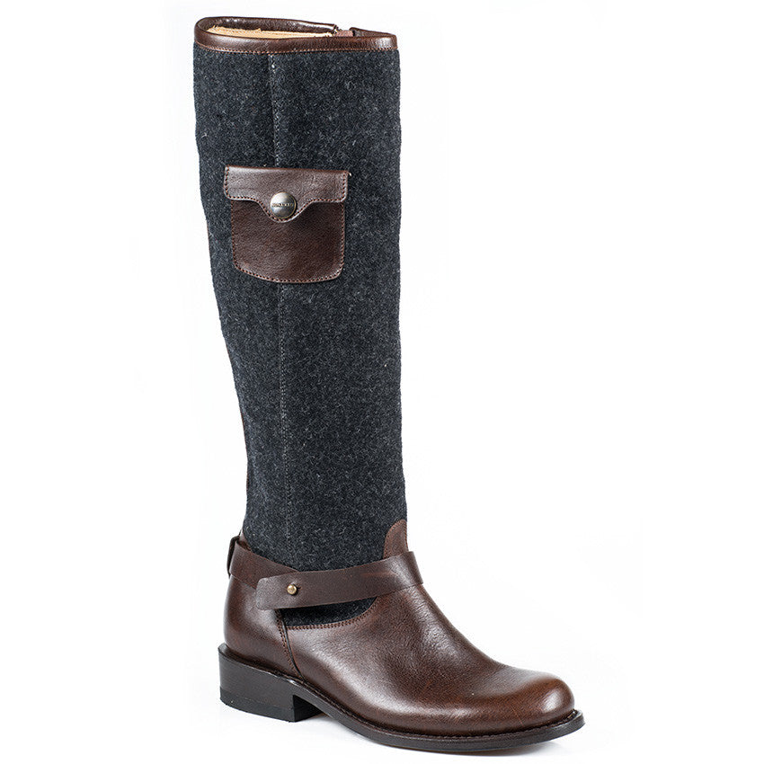 "Stetson Adriana 16"" Fashion Boots - Kerlin's Western and Work Wear"