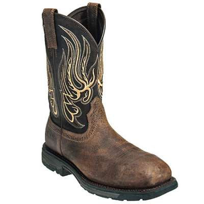 Ariat WorkHog Mesteno Comp Toe - Kerlin's Western and Work Wear