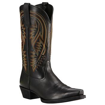 Ariat Men's Revolution Limousine Black Western Boot