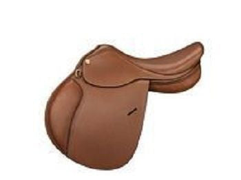 Avalon Euro Jumper Saddle 15""