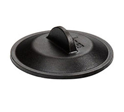 Lodge 5-in Round Cast Iron Mini Cover, Dishwasher Safe - Kerlin's Western and Work Wear